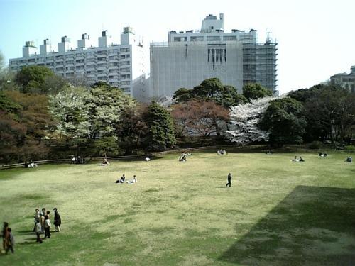 旧岩崎邸庭園(1)